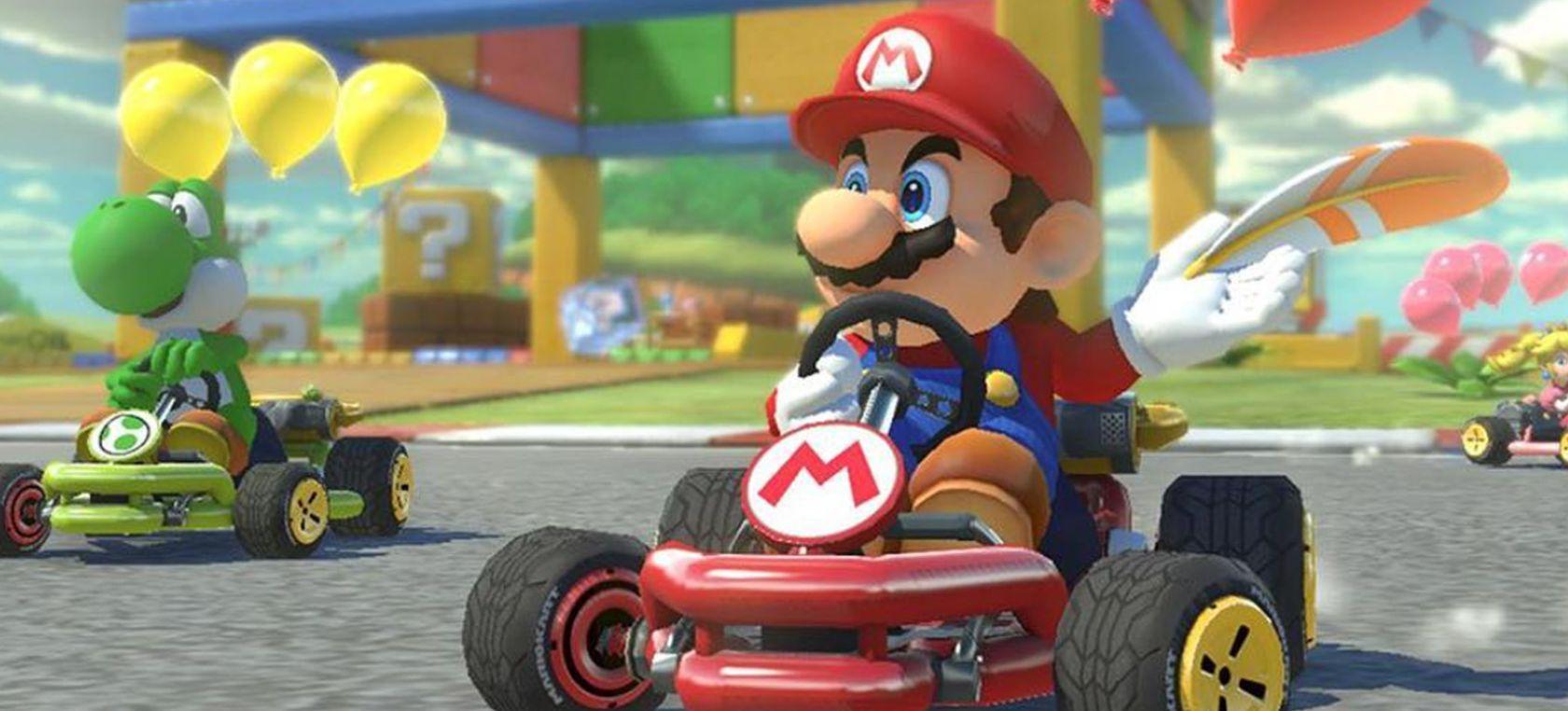 Imagen juego Mario Kart Tour