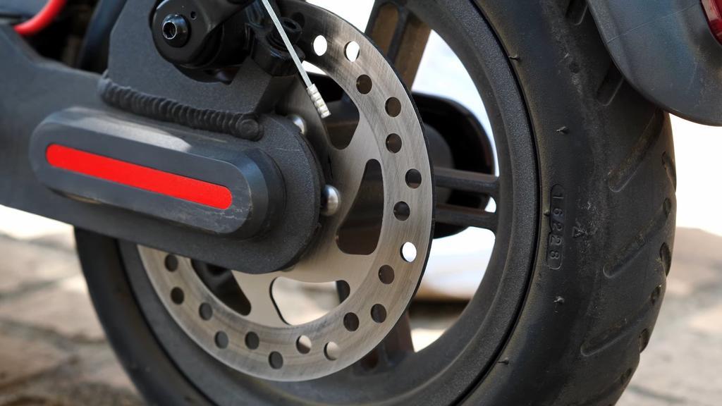 Rueda del Mi Electric Scooter Pro