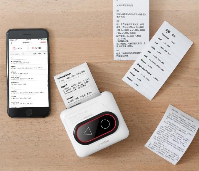 Mini impresora Xiaomi Memobird G4