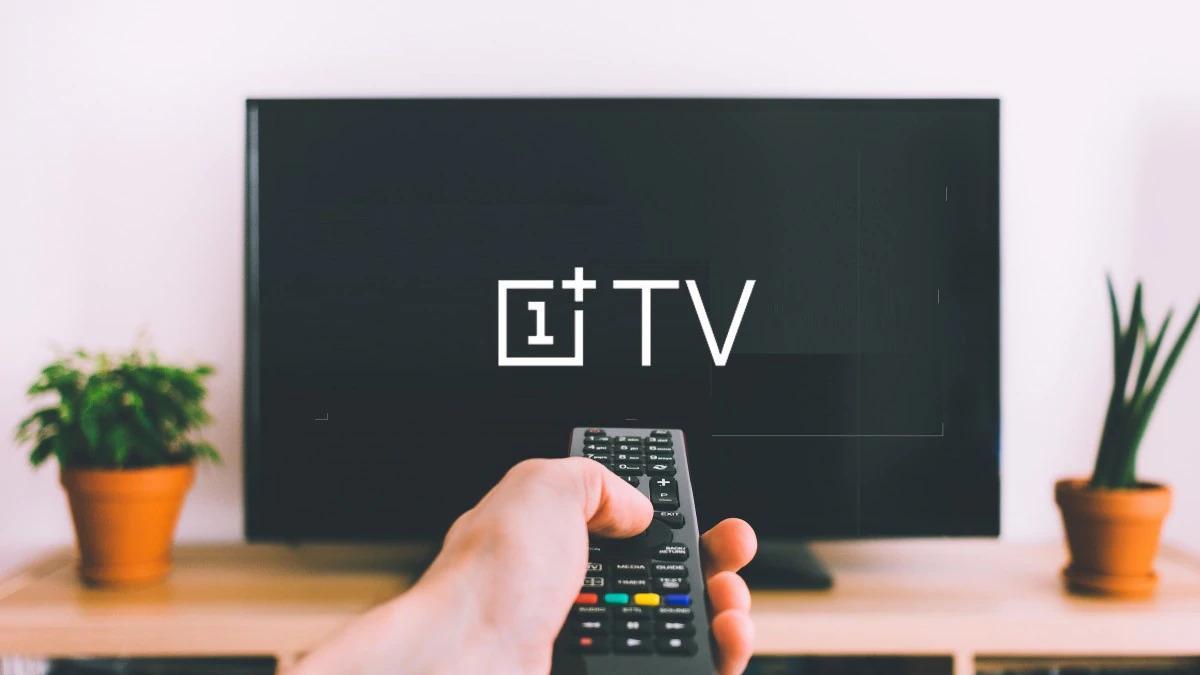 Posible diseño de OnePlus TV