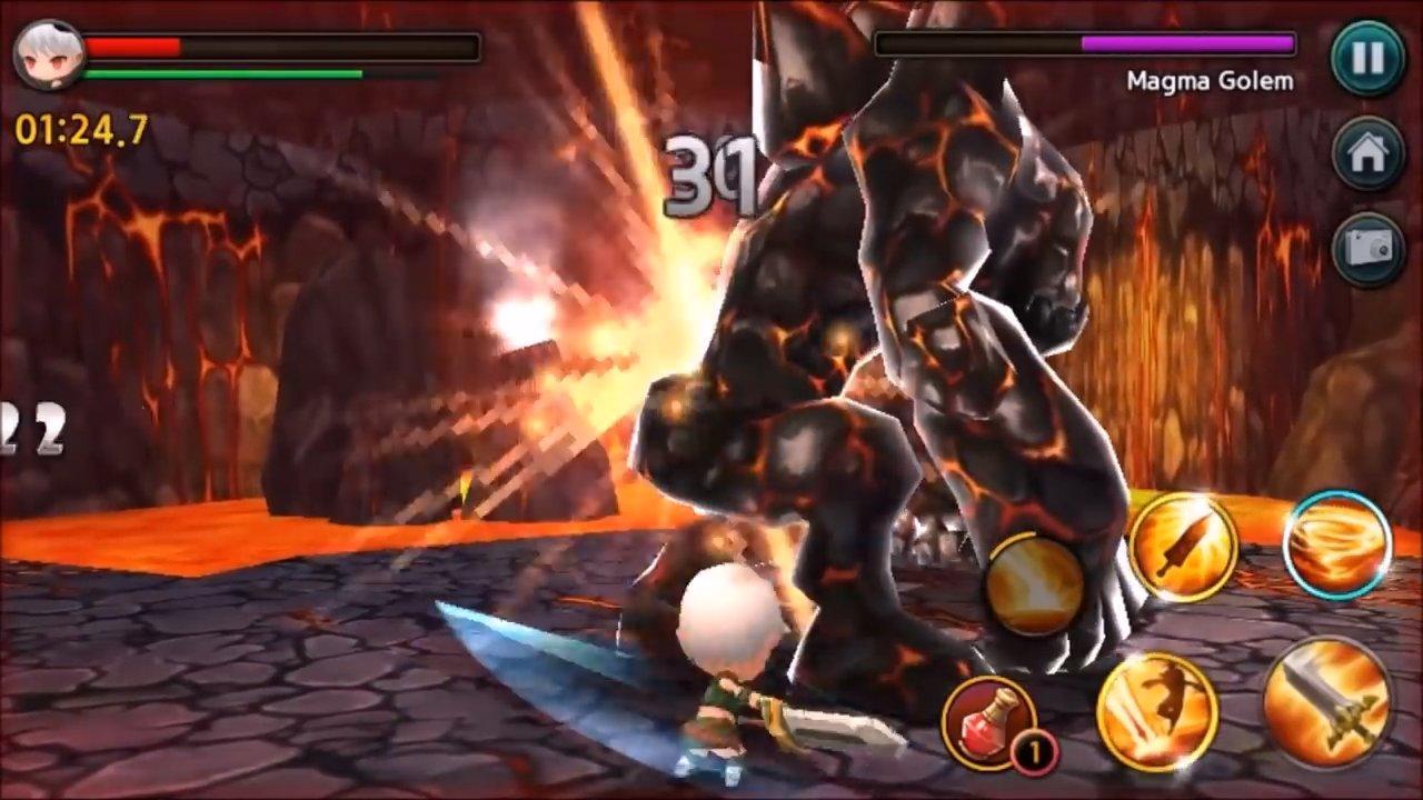 Juego Android Demong Hunter 3