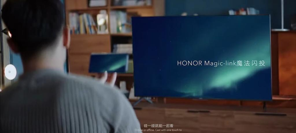 Smart TV Huawei Honor Vision