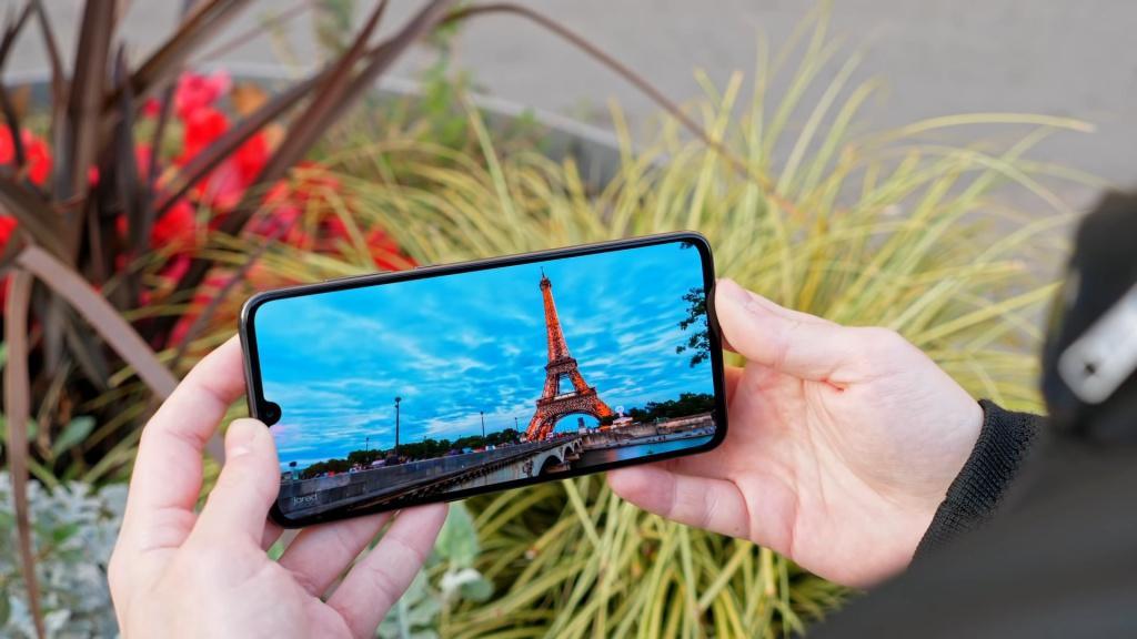Pantalla del Xiaomi Mi 9