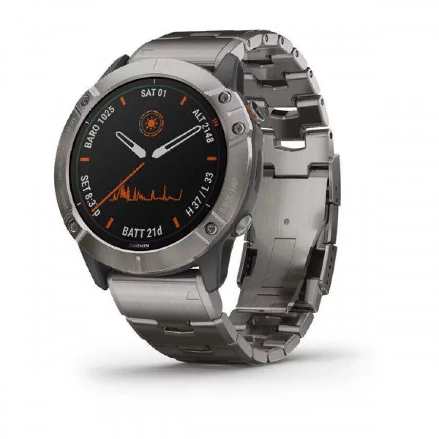 smartwatch Garmin Fenix 6X Pro Solar