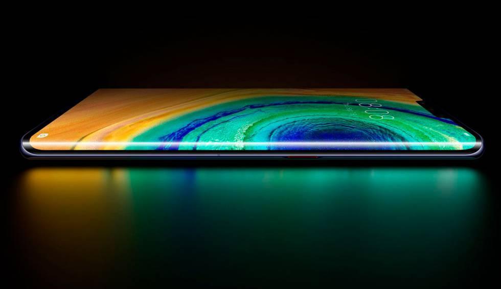 Phablet de Huawei con 5G