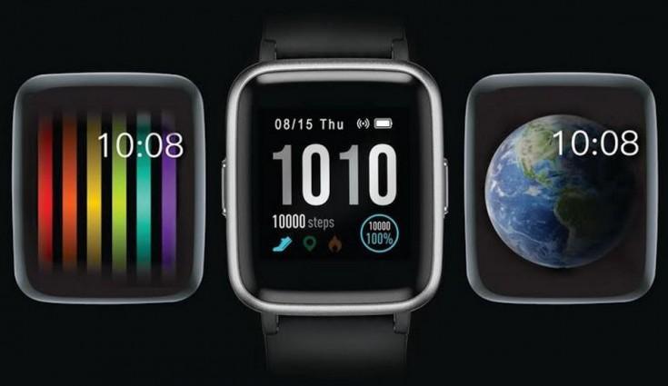 Gionee Smart 'Life' Watch