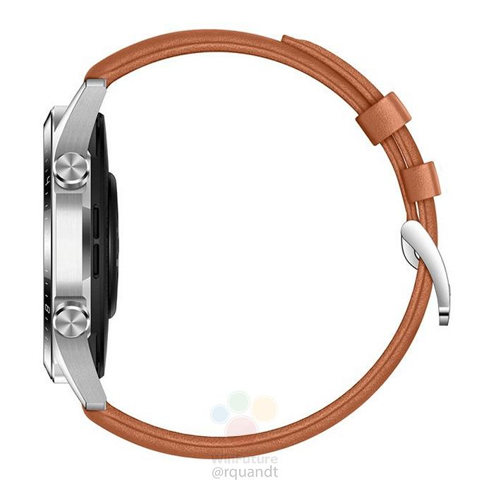 Huawei Watch GT 2 de lado