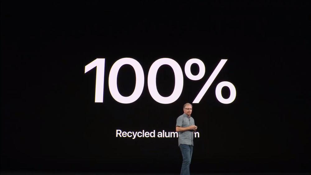 Reciclable Apple iPad