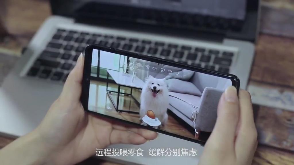 Cámara para mascotas de Xiaomi