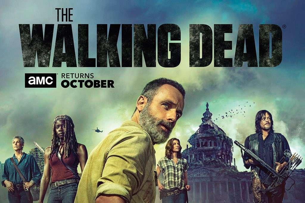 Portada de Walking Dead