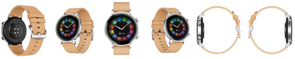 Huawei Watch GT 2 acabado claro