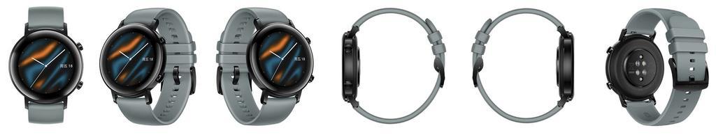 Acabado de metal del Huawei Watch GT 2