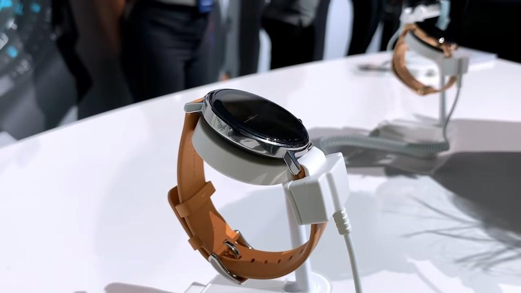 Huawei Wath GT 2 de lado