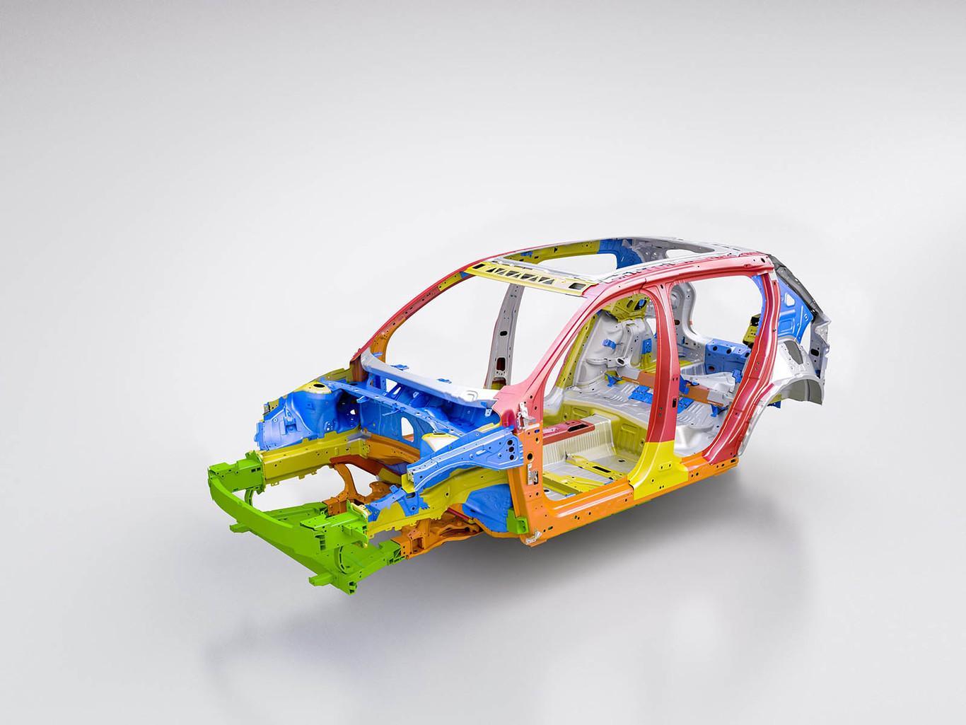 Carrocería Volvo XC40