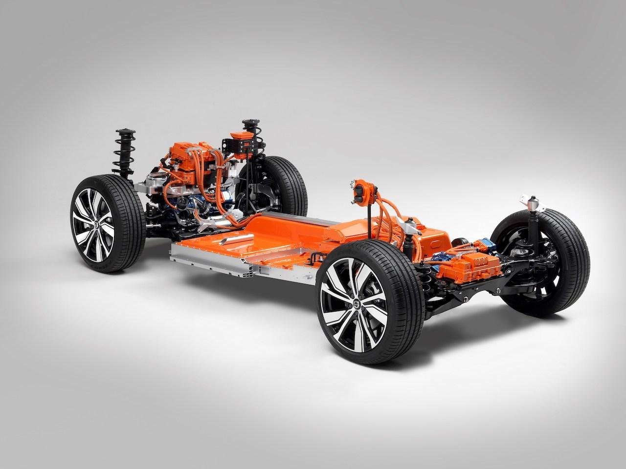 SUV eléctrico de Volvo