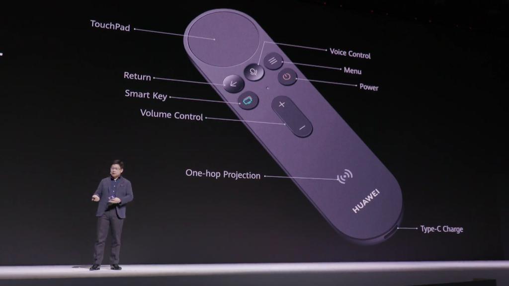 Mando de la Smart TV Huawei Vision