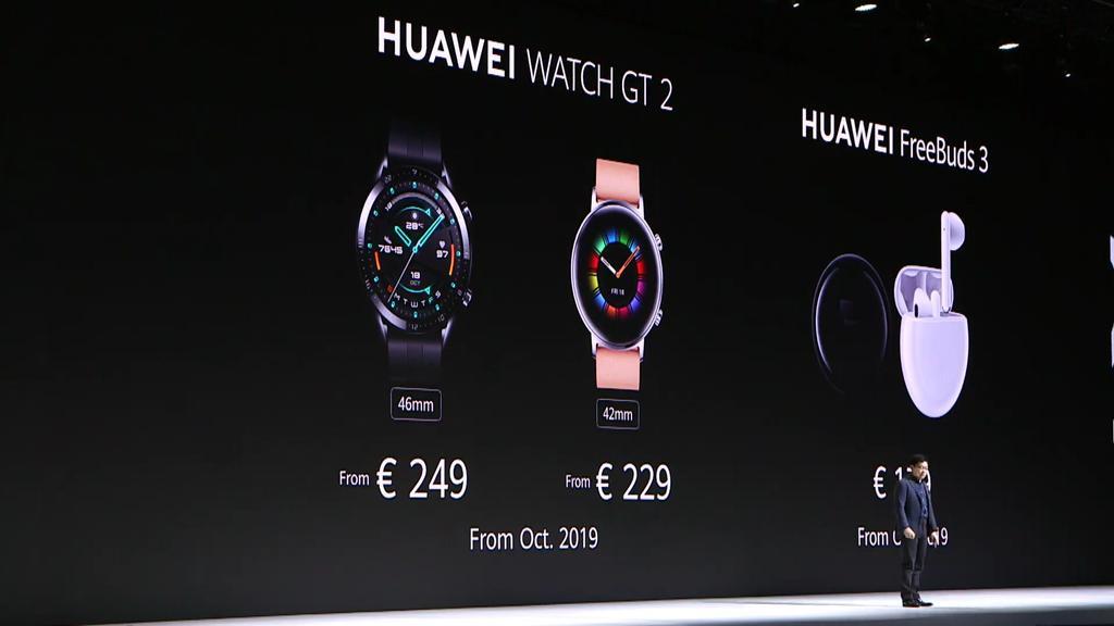 Precio del Huawei Watch GT 2