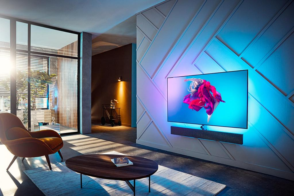 Smart TV OLED de Philips