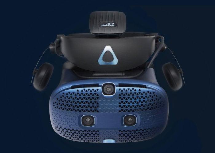 Acople de las Droolon F1 a las HTC VIVE