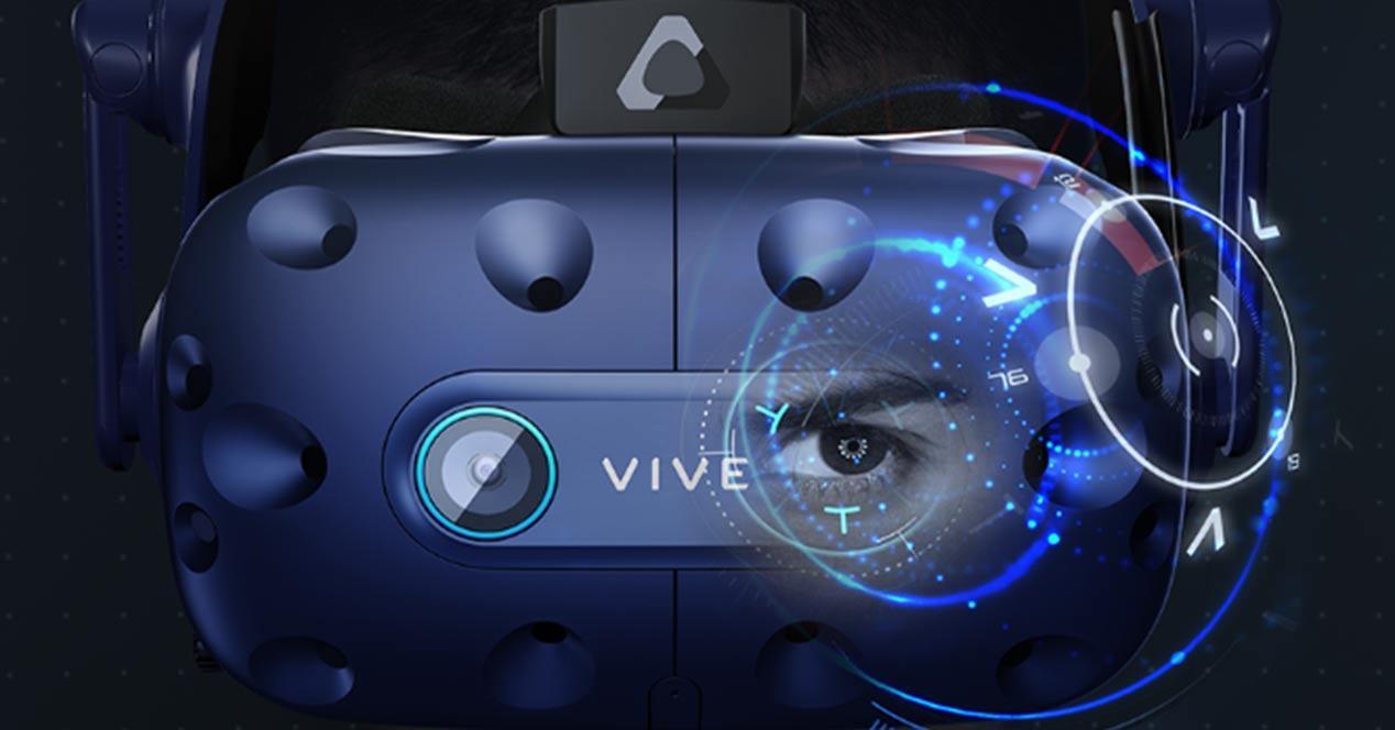 7invensun colaboró con HTC en las HTC VIVE Pro Eye