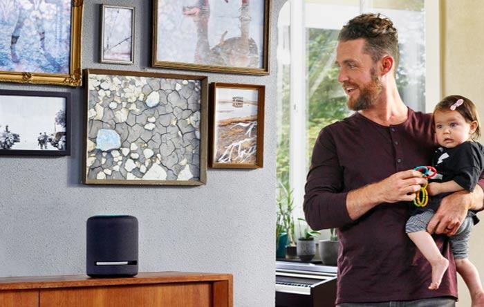 Alexa nos otorga muchas funciones en el nuevo Echo Studio de Amazon