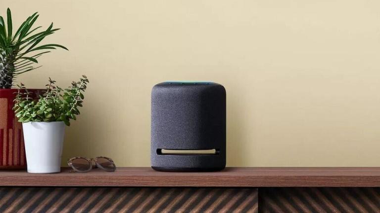 Ambiente de uso Amazon Echo Studio