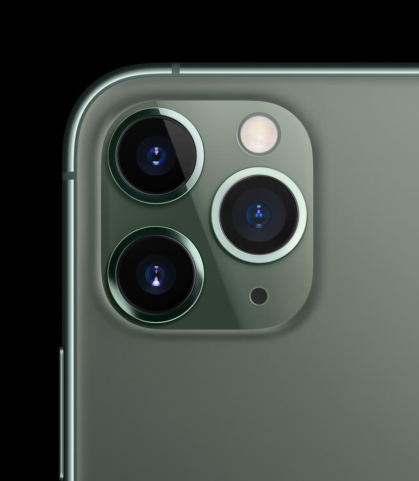 Cámara del iPhone XI Pro