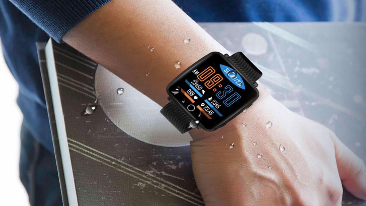 Smartwatch Lenovo Carme