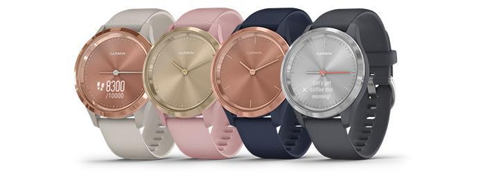 Colores del modelo Vívomove 3S