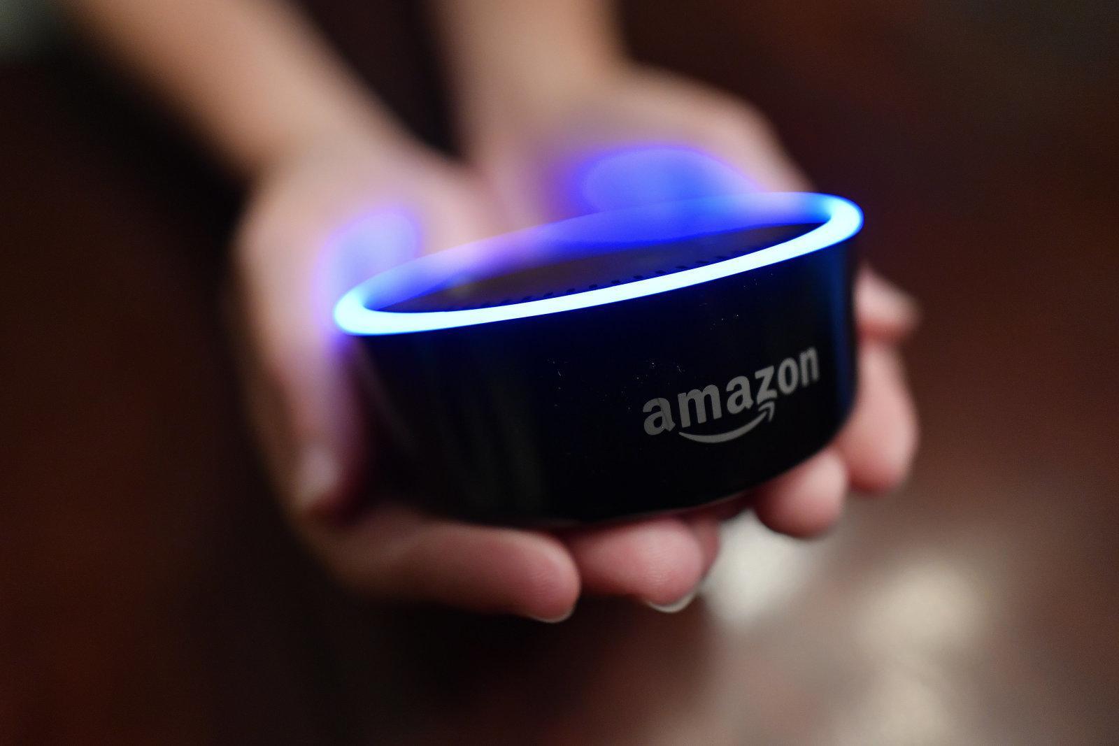 Altavoces con Alexa
