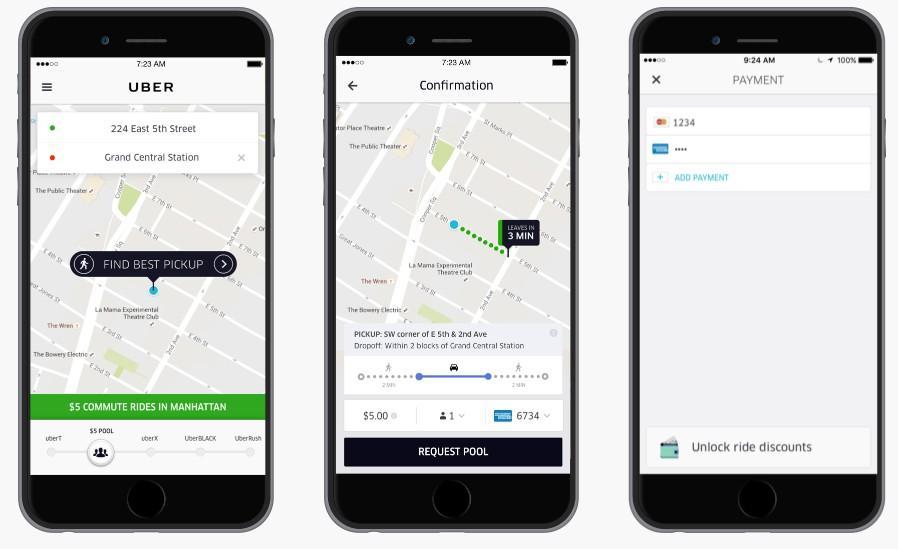 App de Uber