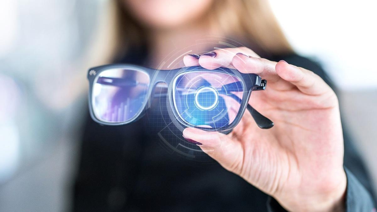 Gafas con tecnología AR