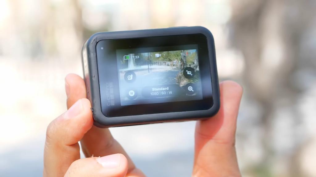 Modos de la GoPro HERO 8 Black
