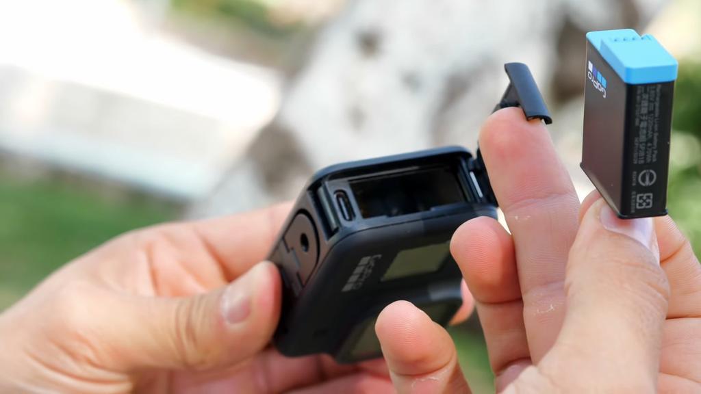 Batería de la GoPro HERO 8 Black