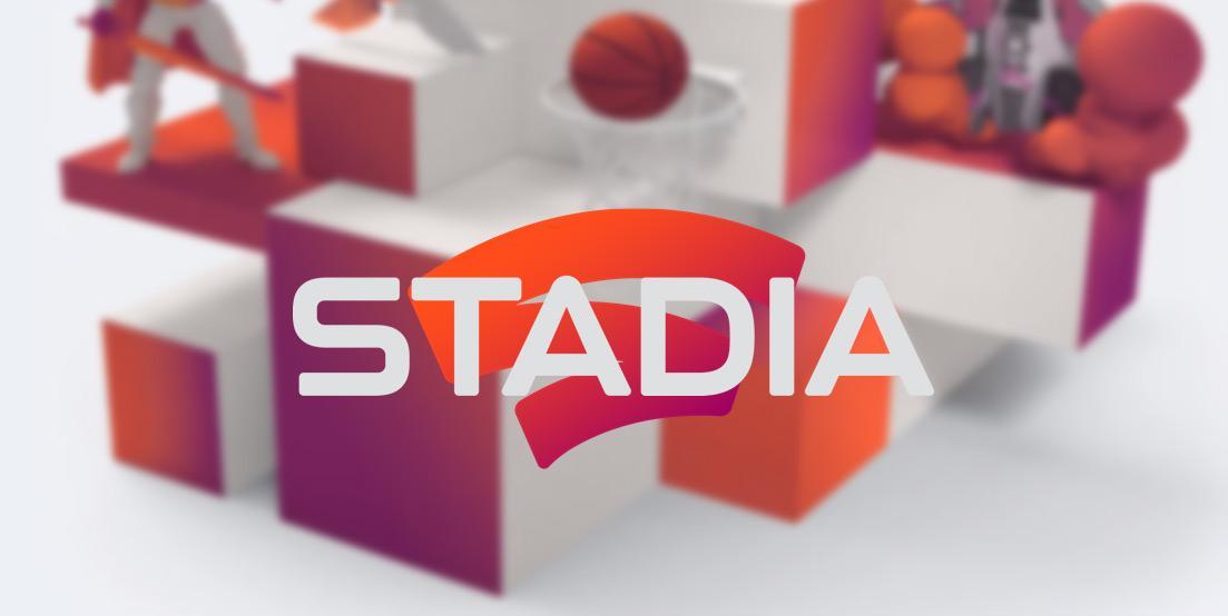 Logotipo de Google Stadia