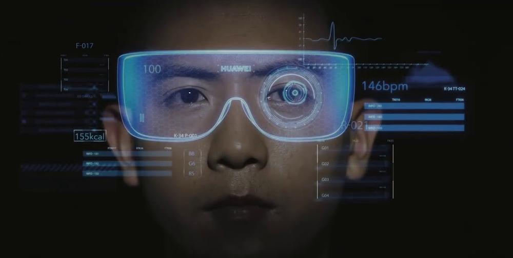 Imagen realidad virtual de Huawei VR