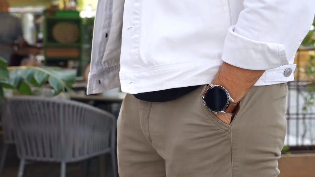 Aspecto del Huawei Watch GT 2