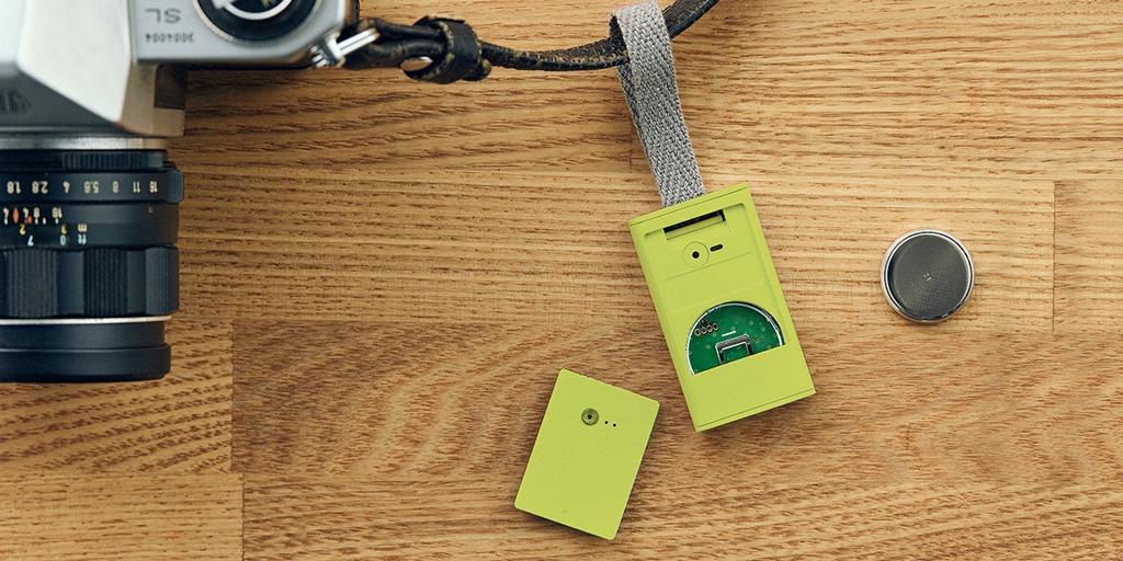 Llavero localizador Qrio Smart Tag