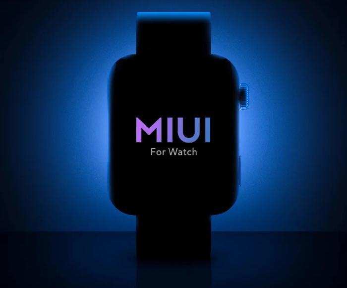 Sistema operativo Xiaomi Mi Watch