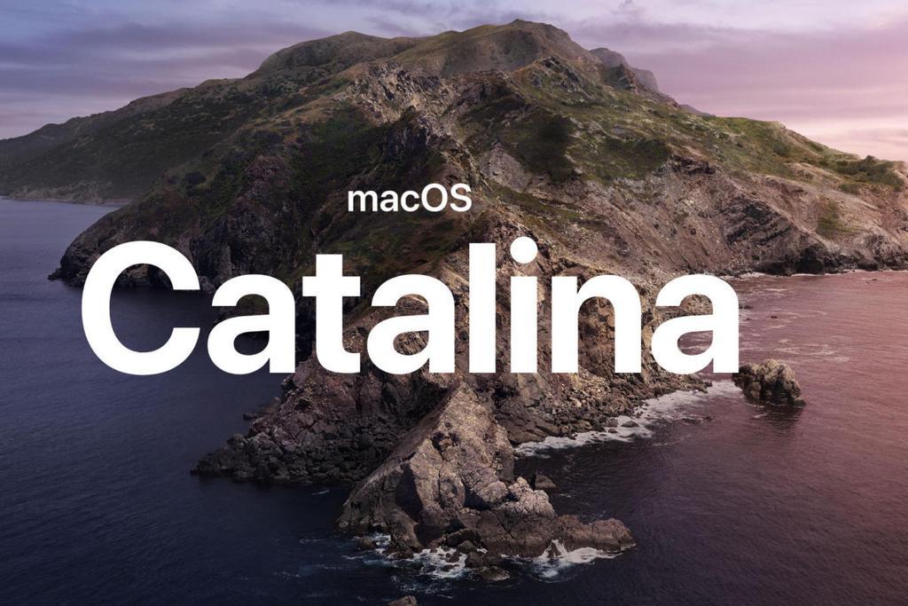 Logo de MacOS Catalina