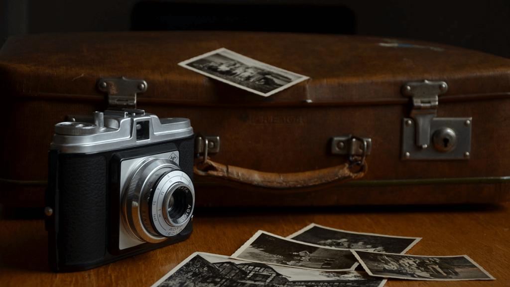cámara de lado
