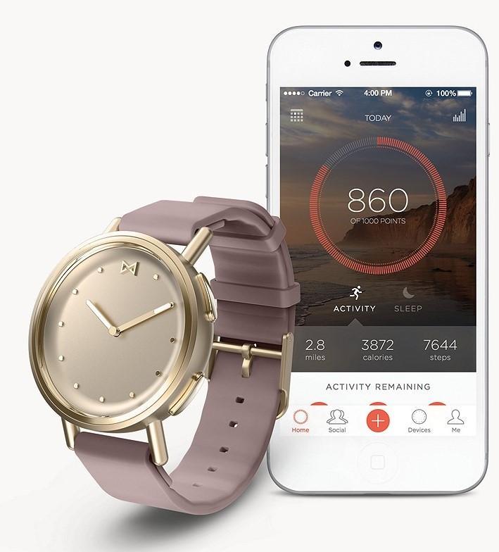 Smartwatch Misfit Ninja Path con teléfono