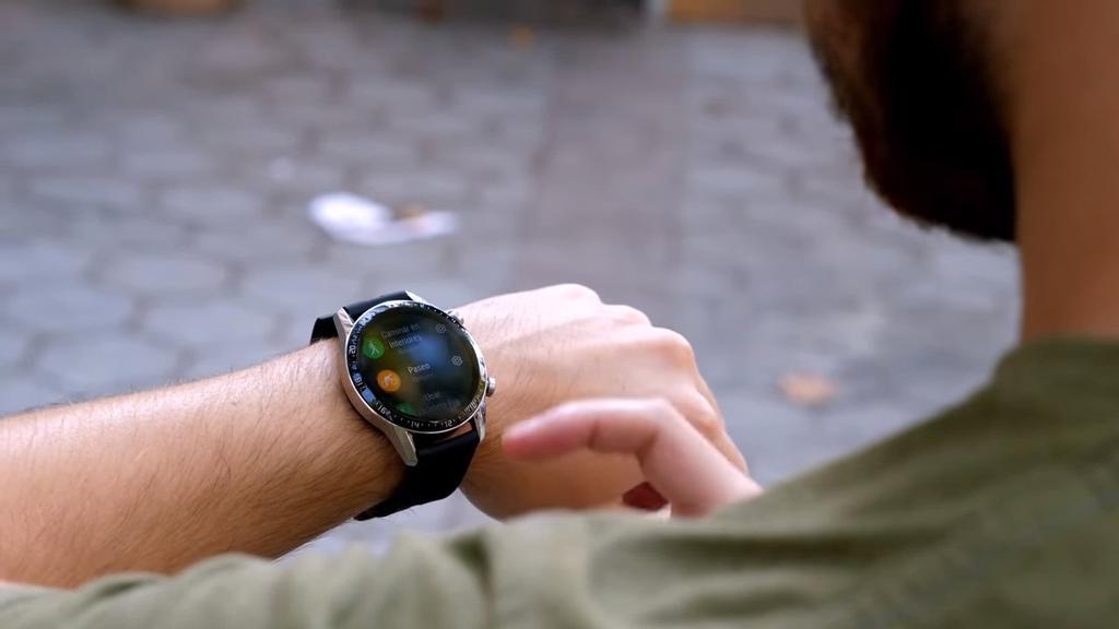 Pantalla del Huawei Watch GT 2