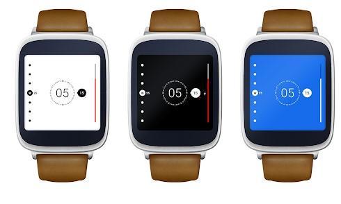 Esfera Wear OS Radii WatchFace