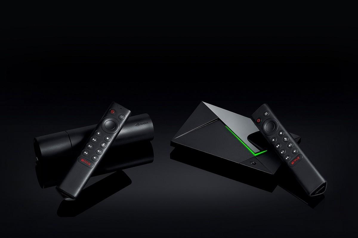 Nuevos reproductores Nvidia Shield TV 2019