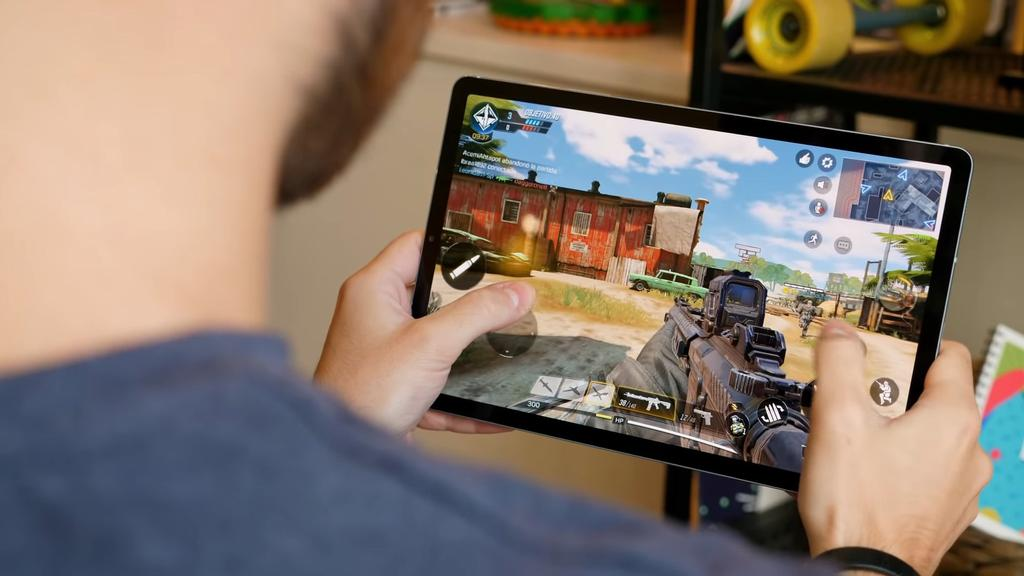 Samsung Galaxy Tab S6 pantalla