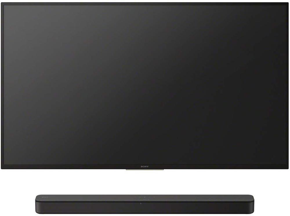 Barra de sonido Sony HTSF150 con Smart TV