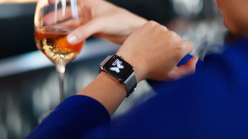 Uso smartwatch Apple Watch