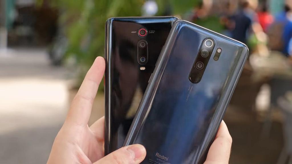 Cámara de Xiaomi Mi 9T y Redmi Note 8 Pro