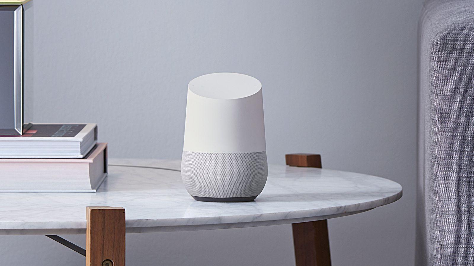 altavoces con Google Assistant